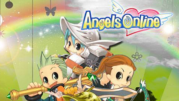 Angels Online - A cute anime MMORPG with a good selection of classes.