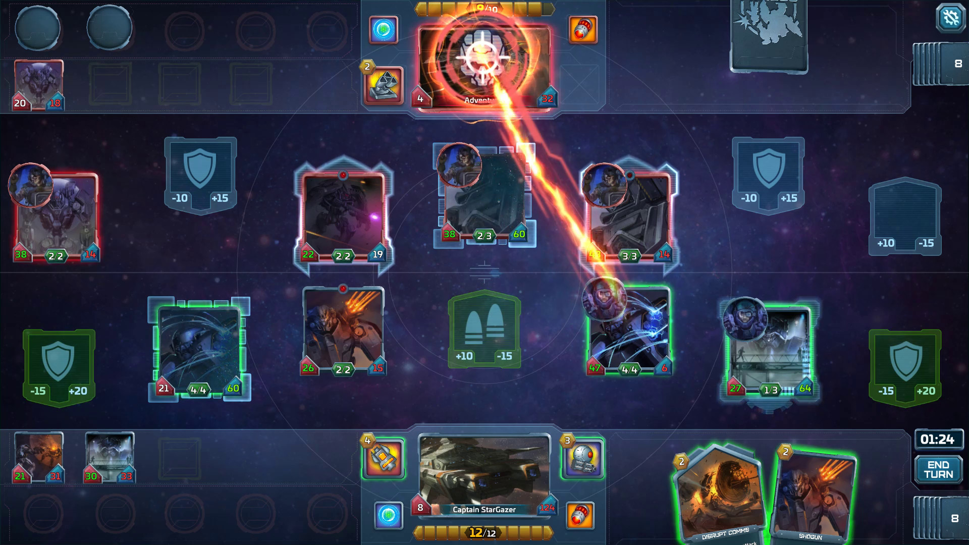 Cosmos Invictus Gameplay Screenshot 3