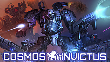 Cosmos Invictus - A strategic collectible card game developed and published by Pegnio Ltd.