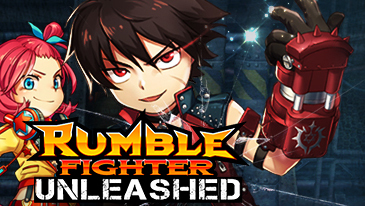 Rumble Fighter - A free to play Fighting MMO, test your skills!