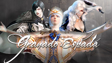 Granado Espada Online - Adventure back to colonial times where you can find prestige, wealth, adventure, and a lot of work.