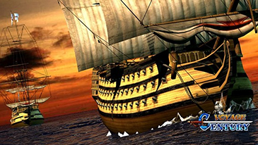 Voyage Century Online - A massive open world ship vs. ship combat game where players will take charge of their own vessel.