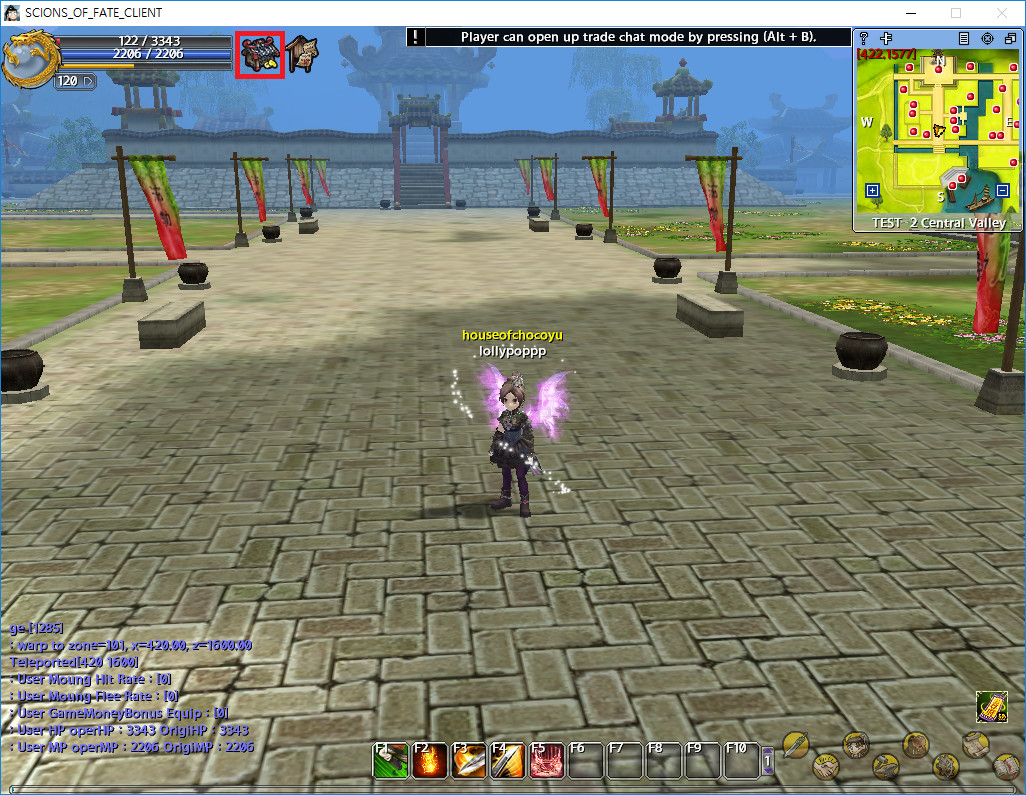 Scions of Fate Gameplay Screenshot 2