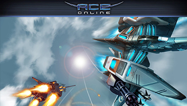 Ace Online - A free to play fast action 3D sci-fi MMO where players control space fighters jets.