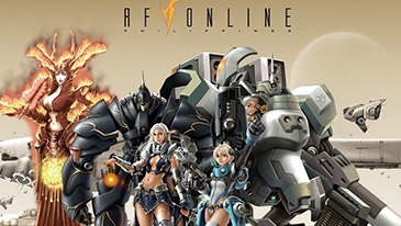 RF Online - A free to play Sci-fi MMORPG with Large-Scale PvP and fast-paced gameplay.