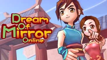 Dream of Mirror Online - A free to play fantasy MMORPG with tons of social features.