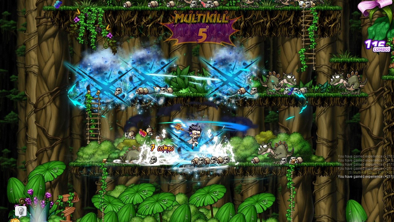 MapleStory Gameplay Screenshot 2