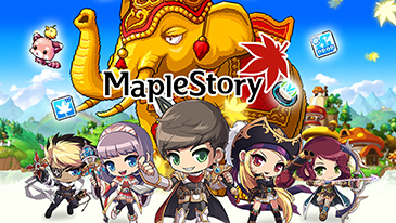 MapleStory - A popular free-to-play 2D side-scrolling MMORPG with tons of quests, and a huge game world!