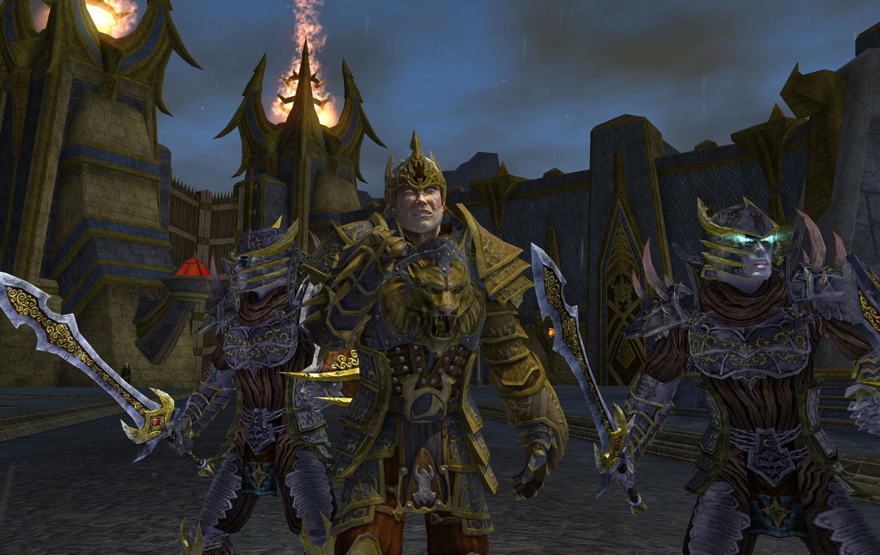 Everquest 2 Gameplay Screenshot 1