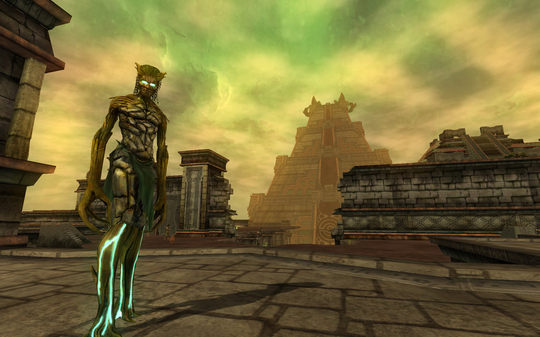 Everquest 2 Gameplay Screenshot 3