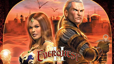 Everquest 2 - A free to play 3D fantasy MMORPG and the sequel to EverQuest.