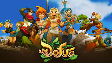 Dofus - A 2D MMORPG with tons of different classes and a tactical combat system.