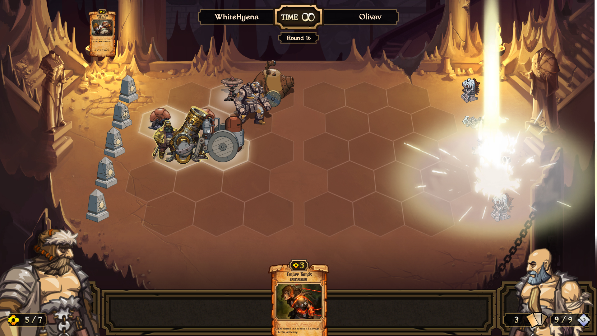 Caller's Bane Gameplay Screenshot 1
