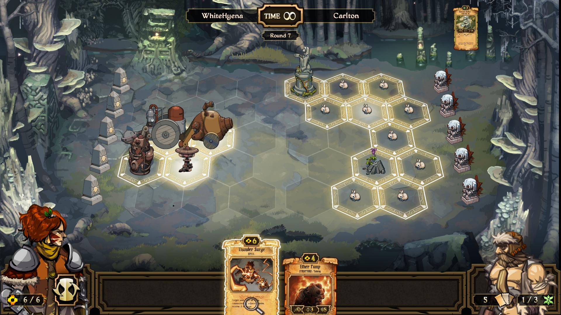 Caller's Bane Gameplay Screenshot 3
