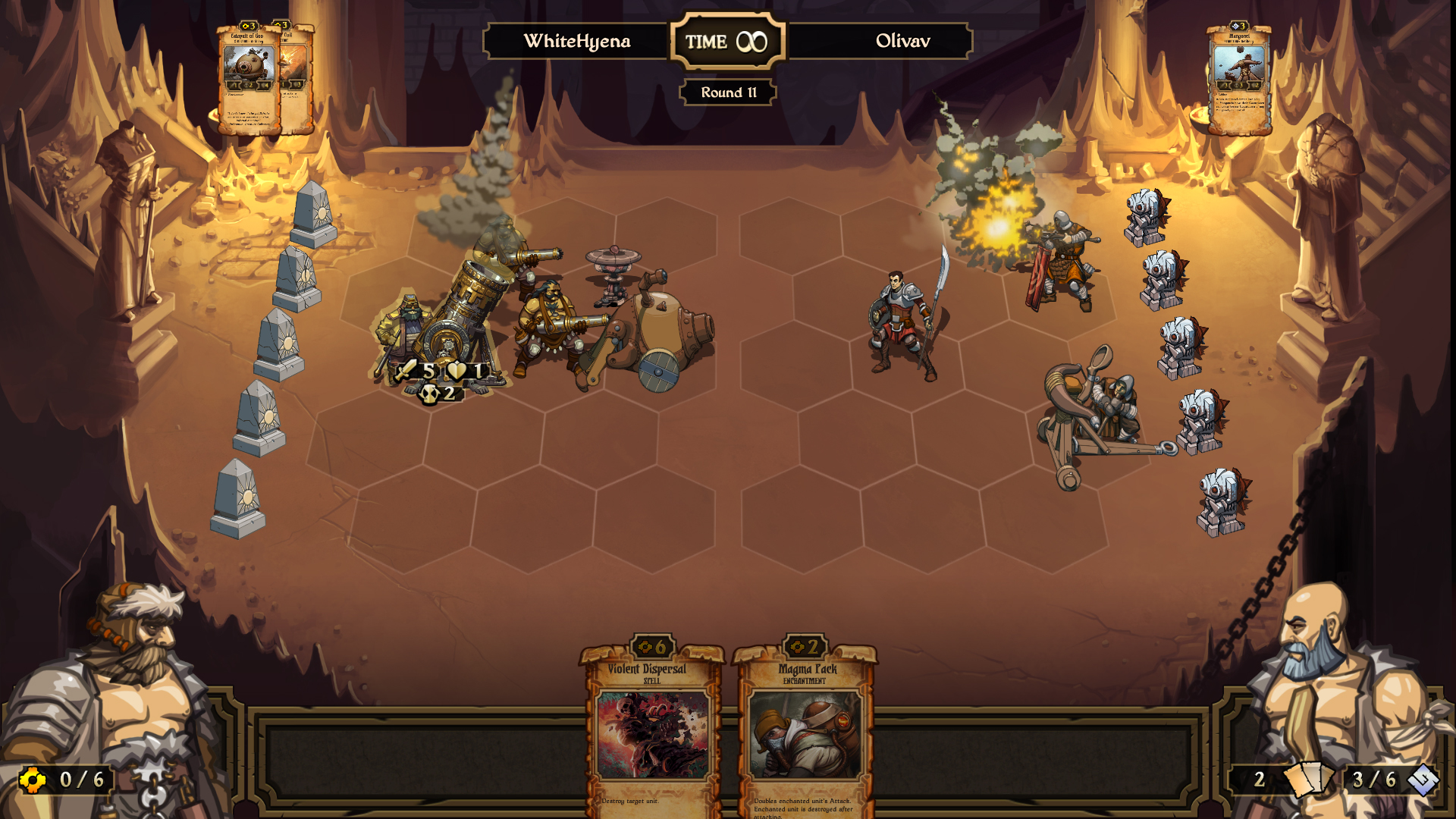 Caller's Bane Gameplay Screenshot 4