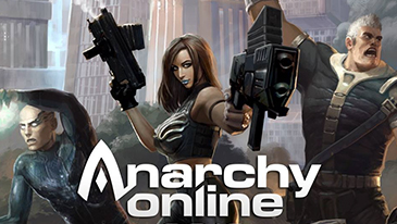 Anarchy Online - A free to play Sci-Fi MMO that has withstood the test of time.
