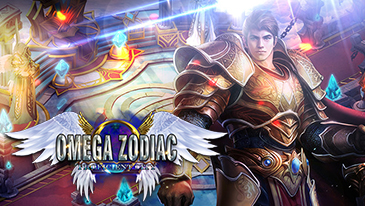 Omega Zodiac - A Greek and Norse mythology based free-to-play action MMO developed and published by Proficient City and Game Hollywood.