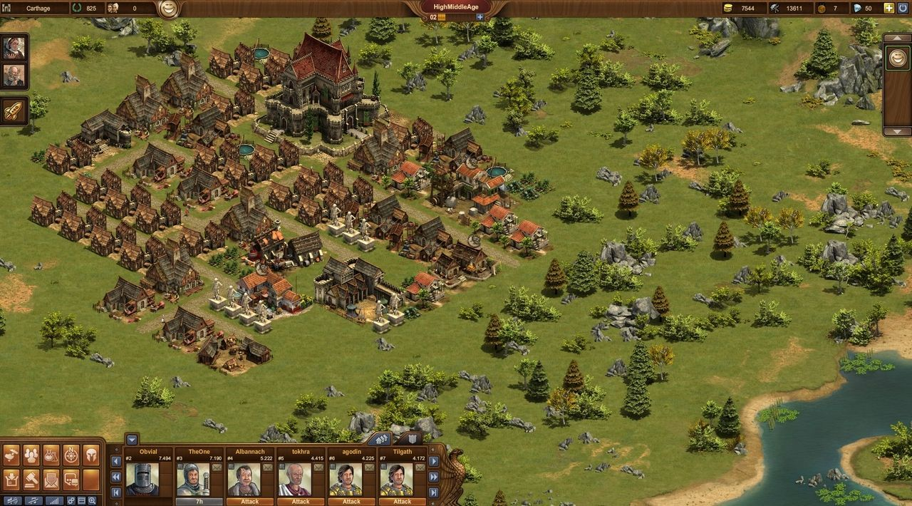 Forge of Empires Gameplay Screenshot 3