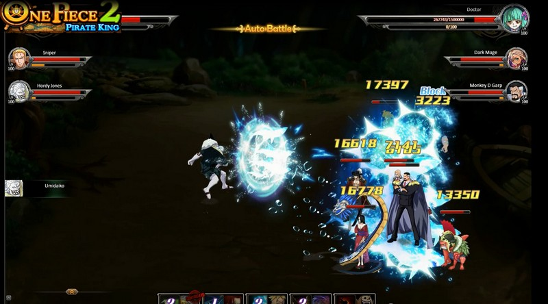 One Piece Online 2 Gameplay Screenshot 2