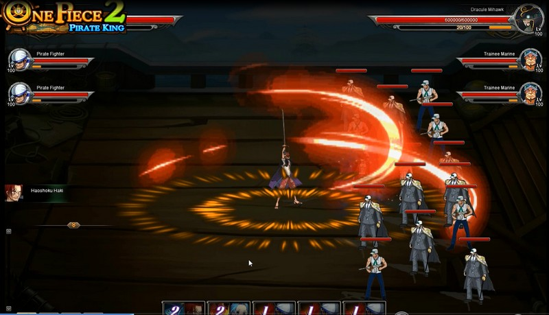 One Piece Online 2 Gameplay Screenshot 3