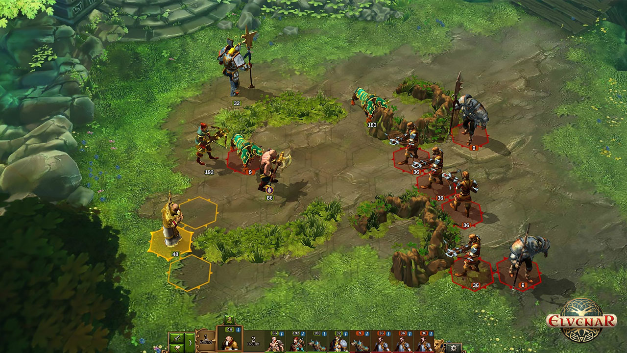 Elvenar Gameplay Screenshot 2