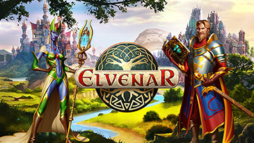 Elvenar - A browser based city-building strategy MMO set in the fantasy world of Elvenar.