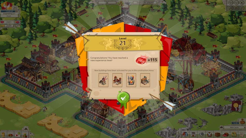 Goodgame Empire Gameplay Screenshot 3