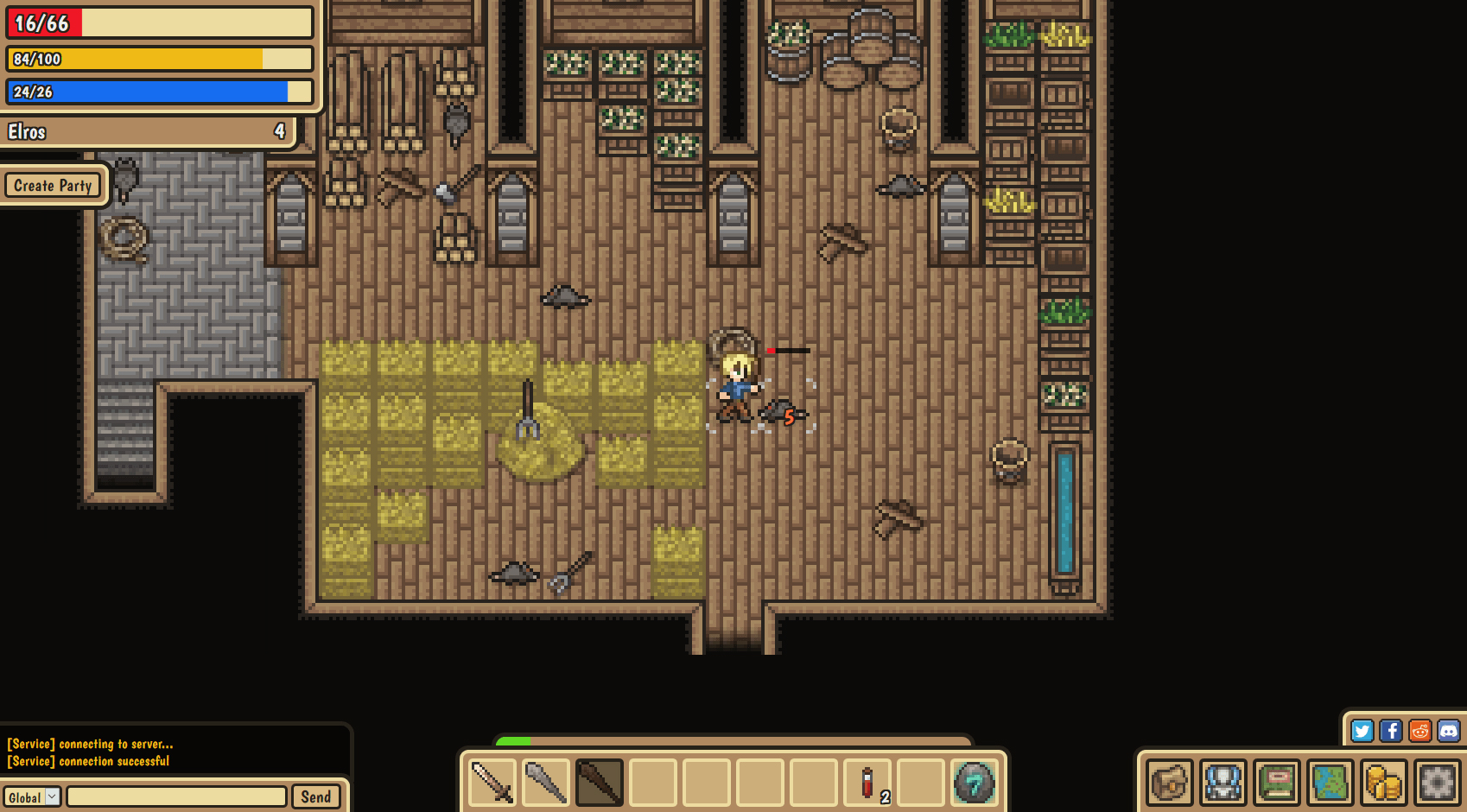 Stein.world Gameplay Screenshot 2