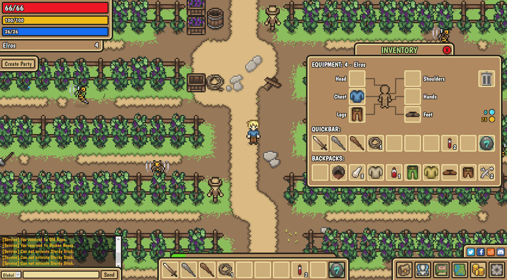 Stein.world Gameplay Screenshot 4