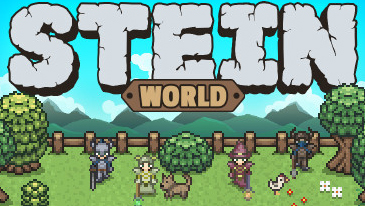 Stein.world - A free-to-play, browser-based online fantasy role playing game done in an old-school 16-bit style.