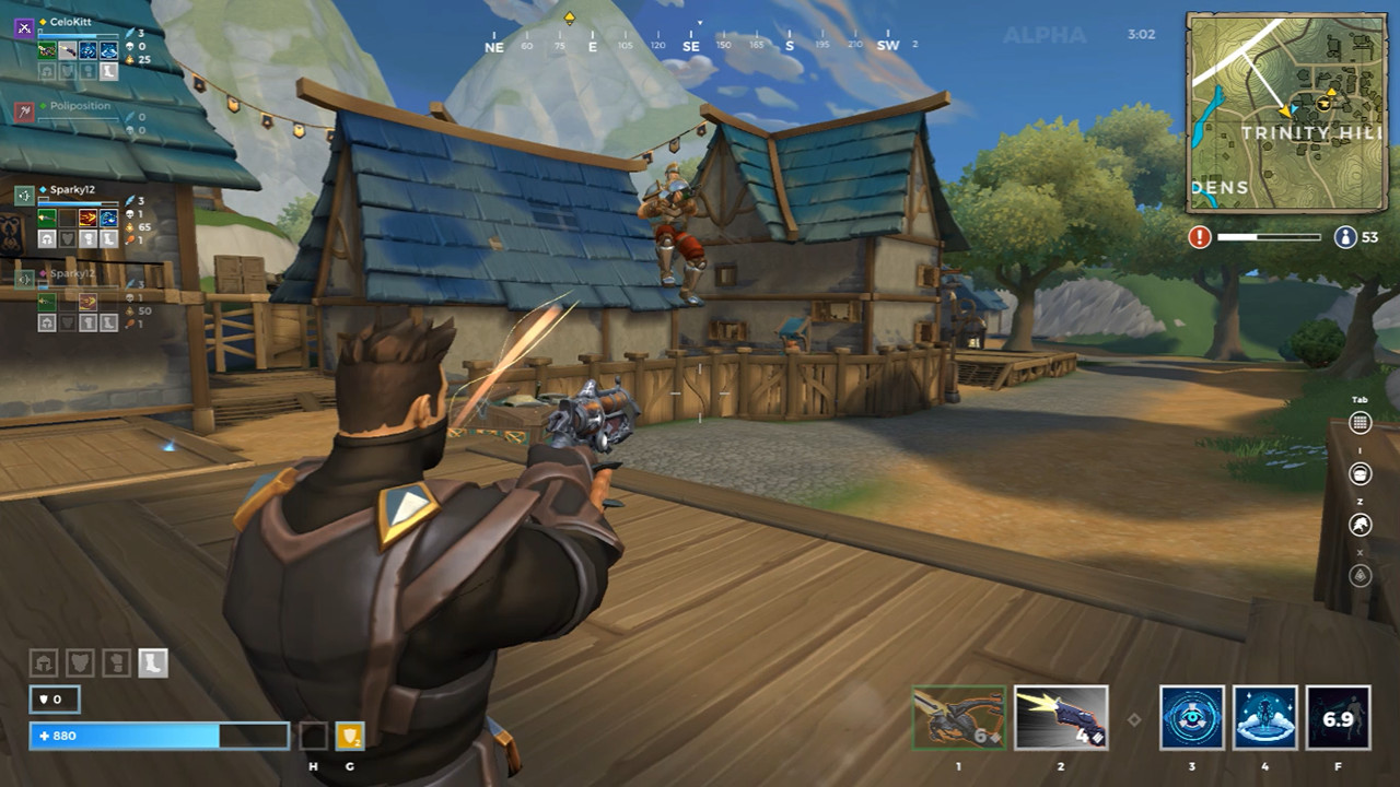 Realm Royale Gameplay Screenshot 1