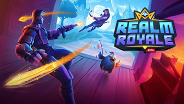 Realm Royale - A free-to-play fantasy-themed battle royale game based on Hi-Rez Studio