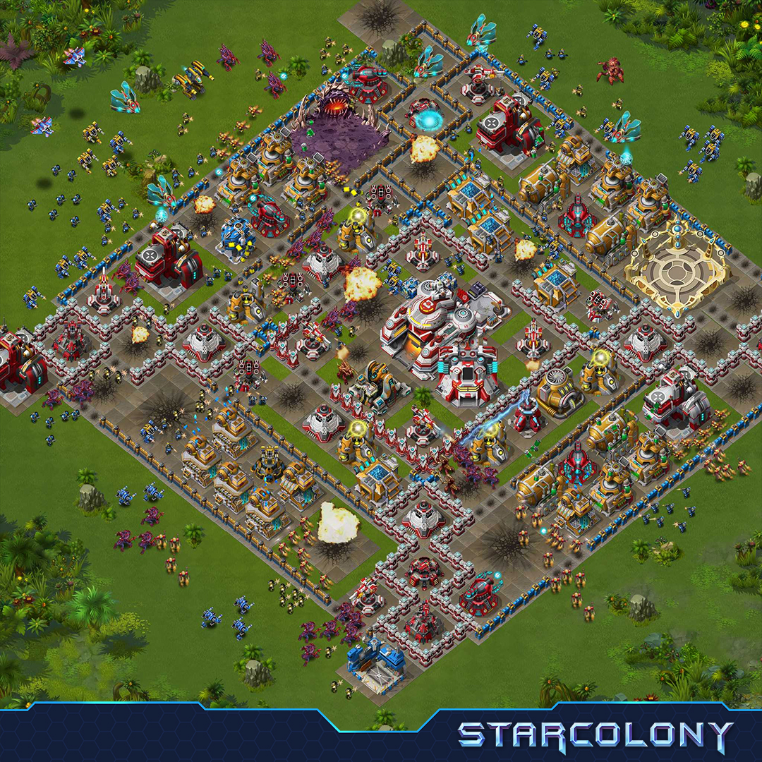 StarColony Gameplay Screenshot 2