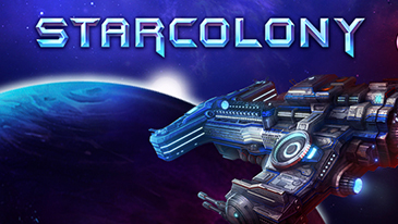 StarColony - A free-to-play browser MMO strategy game that puts you in command of a rapidly growing city on a dangerous alien world.