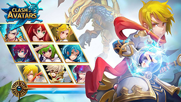 Clash of Avatars - A free to play 3D browser MMORPG with powerful Avatars, 50 mounts, and several loyal pets.