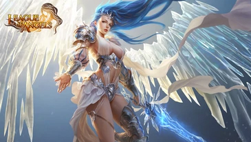 League of Angels - A free to play 2D browser-based fantasy MMORPG with turn-based combat.