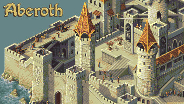 Aberoth - A free to play 8-bit MMORPG with retro graphics and MUD-like interface.