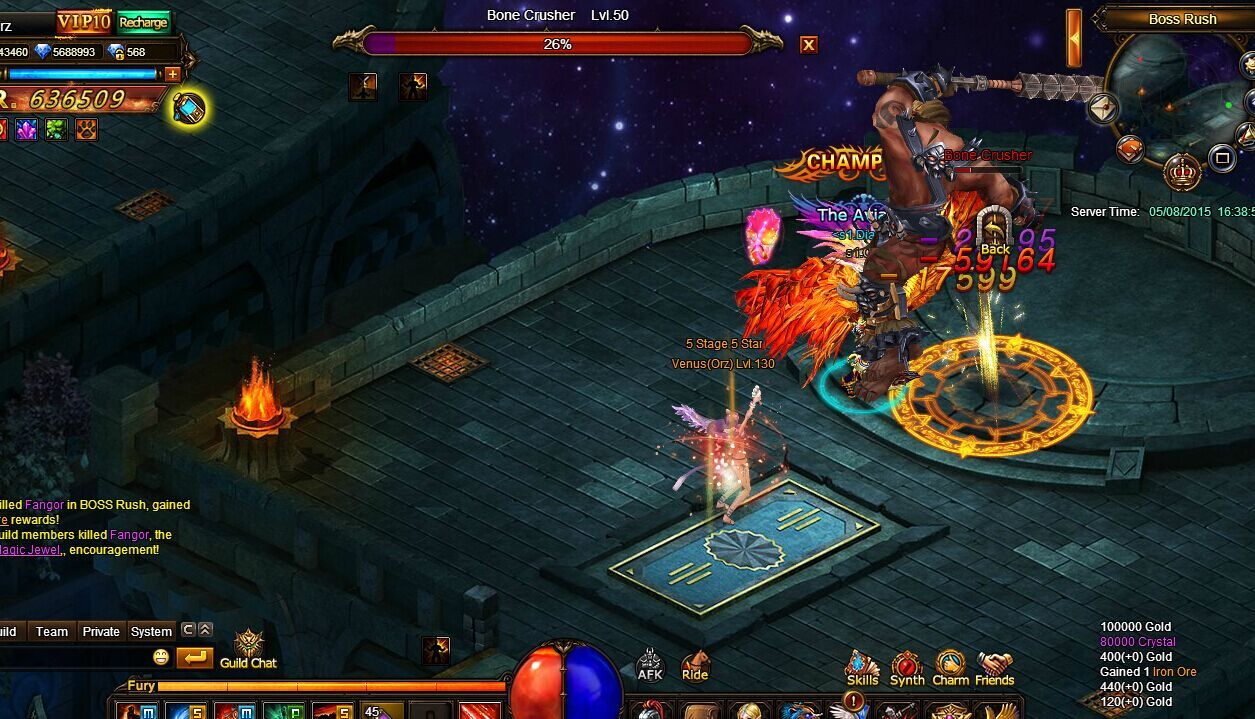 Lord's Road Gameplay Screenshot 1