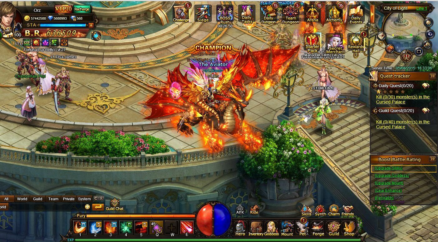 Lord's Road Gameplay Screenshot 3