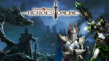 Might And Magic Heroes Online - A free-to-play MMO strategy RPG game in which you control powerful Heroes!