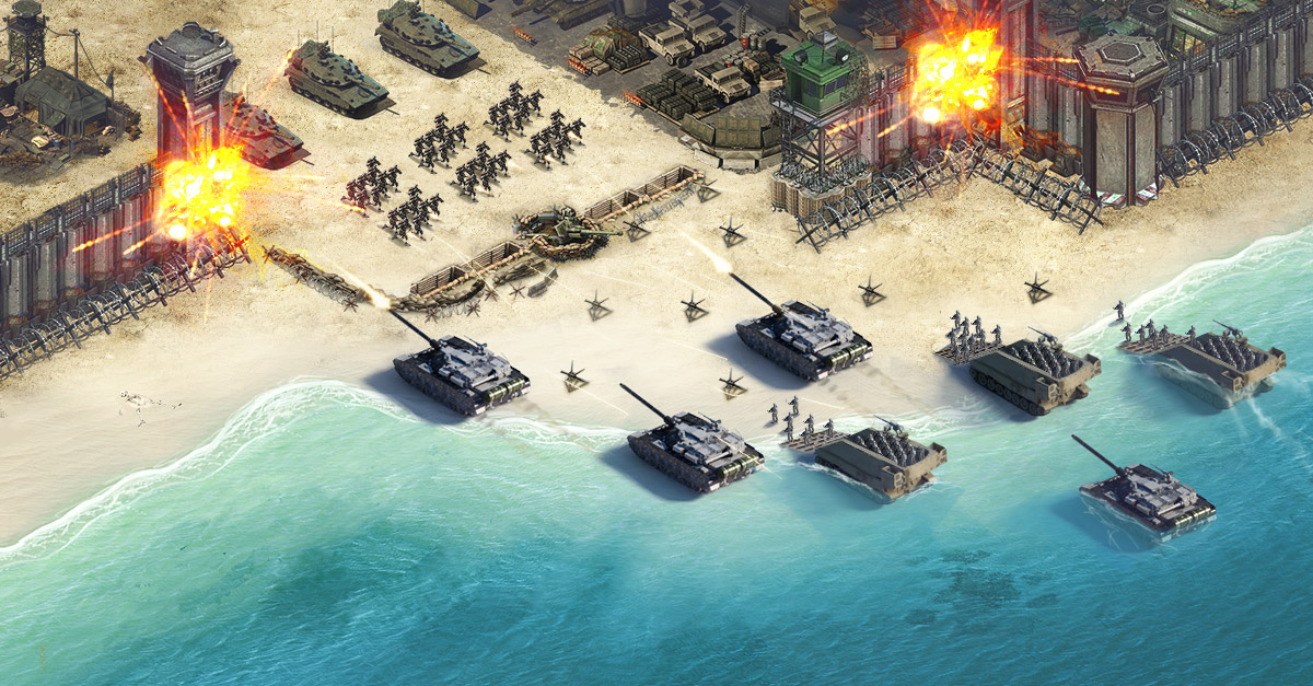 Soldiers Inc. Gameplay Screenshot 1