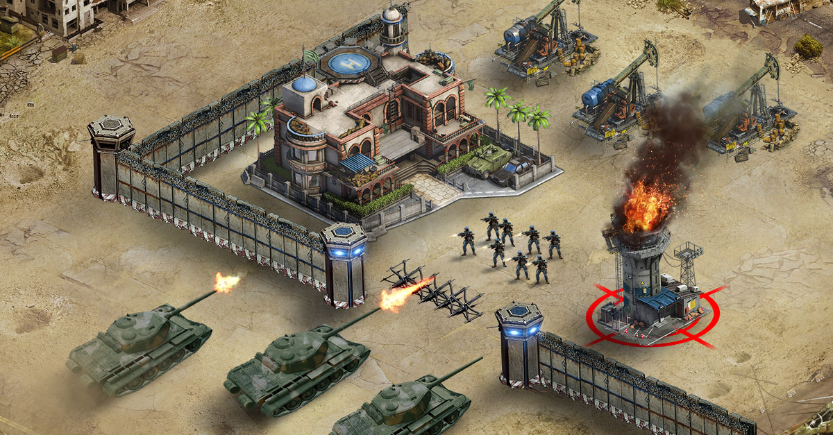 Soldiers Inc. Gameplay Screenshot 2
