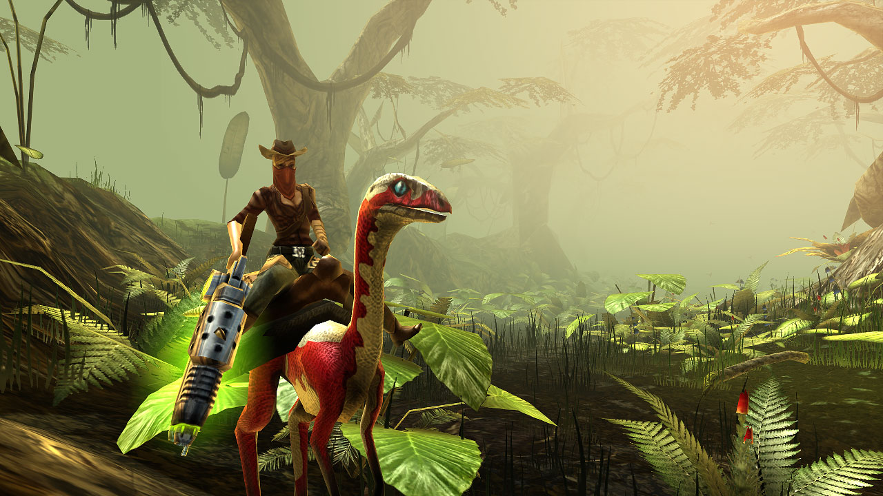Dino Storm Gameplay Screenshot 2