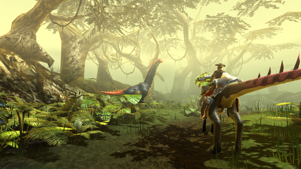 Dino Storm Gameplay Screenshot 4
