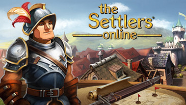 The Settlers Online - A free to play city building MMORTS based off of the popular Settlers series.