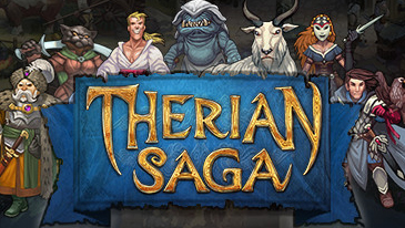 Therian Saga - A browser-based sandbox MMORPG with a complex crafting system.