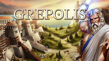 Grepolis - A free to play browser-based strategy MMORTS set in Ancient Greece.