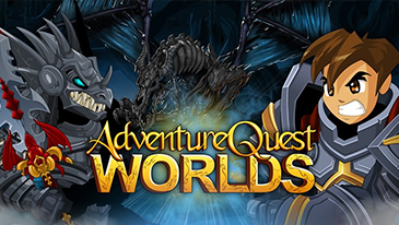 AdventureQuest Worlds - A free-to-play 2D fantasy browser MMORPG. There are no downloads or software to install!