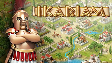 Ikariam - A free to play browser based city building strategy game by GameForge.