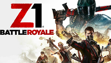 Z1 Battle Royale - A highly competitive free-to-play battle royale shooter.